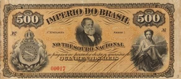 Réis, antiga moeda brasileira