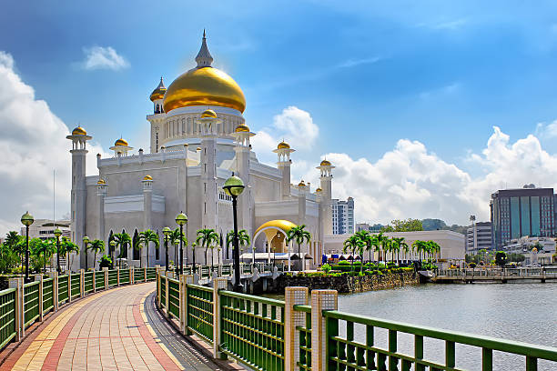 Países mais ricos do mundo Brunei
