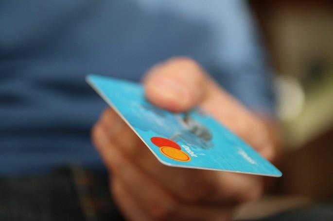 Cartão de débito ou crédito