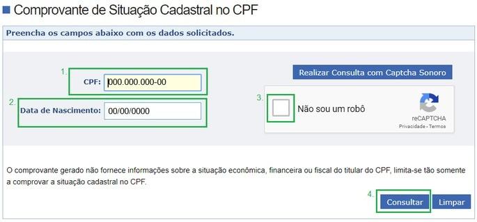 Como consultar o CPF? Conheça diferentes formas - Dicionário Financeiro