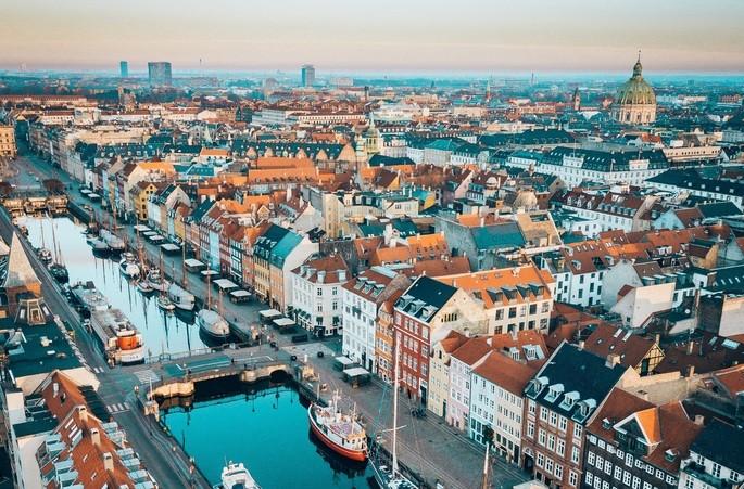 Dinamarca países mais ricos do mundo