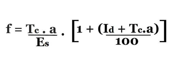 Fórmula do Fator Previdenciário
