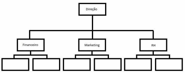 Estrutura organizacional linear