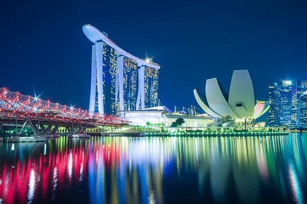 Países mais ricos do mundo Singapura